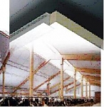 Ceiling thermal insulation