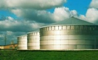 Concrete tanks for slurry